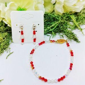Brand new! Swarovski Crystal Jewelry